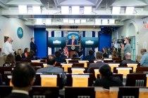Puerto Rico quedó fuera de los informes del Task Force sobre COVID-19 de la Casa Blanca de Trump