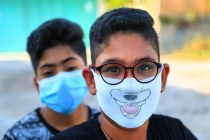 Wearing a Mask Makes Us Face Our Own Mortality(OPINION)