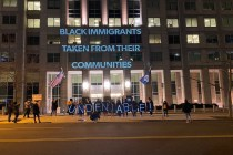Immigrant Youth Demonstrate Outside of ICE Building to Demand Biden Immediately Stop All Deportations