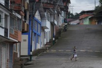 Colombian Town Uses Discipline, Speakers to Stay Virus-Free