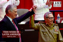 After Castro Steps Down, Díaz-Canel Becomes New Head of Cuba's Communist Party