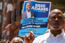 New Yorkers to Vote in Unprecedented Mayoral Election