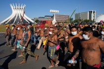 Indigenous Protest Brazil Bill That Could Weaken Land Claims