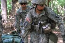 Senate Considers Requiring Women to Register for Military Draft
