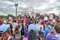DC Immigrant Rally Draws a Massive Number of Protestors, Few Journalists