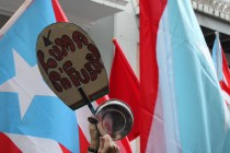 Protests Against LUMA Energy and Power Outages Continue in Puerto Rico