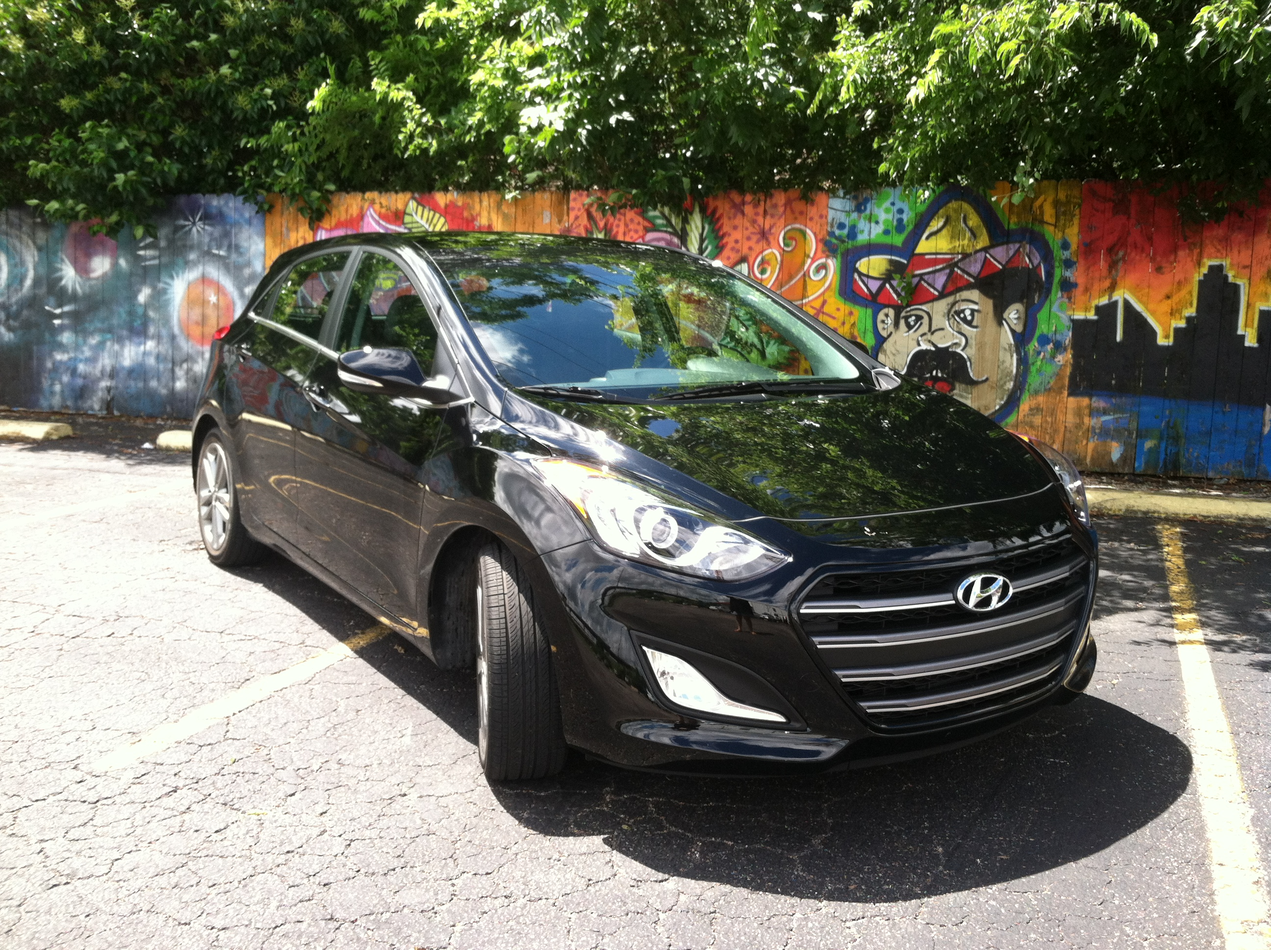 Reviews 2016 Hyundai Elantra Gt Latino Traffic Report