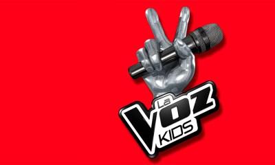 Logo La Voz Kids
