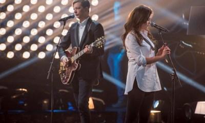 Elina Borg e Stig Rästa já são favoritos a venceer o Eurovision