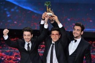 Il Volo venceu o festival de Sanremo 2015 com Grande Amore e irá ao Eurovision