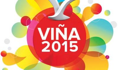 Logomarca de Viña Del Mar 2015