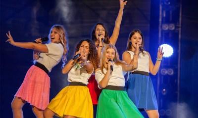As The Peppermints se juntaram para representar San Marino no Junior Eurovision de 2014