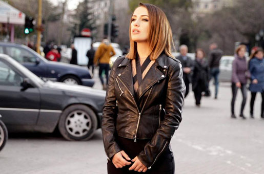 Elhaida Dani rpresentará a Albânia no Eurovision 2015