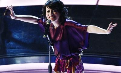 Dolcenera é dona de uma das vozes mais talentosas da Itália