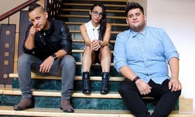 Pablo Preciado, Román Torres e Melissa Robles formam o Matisse