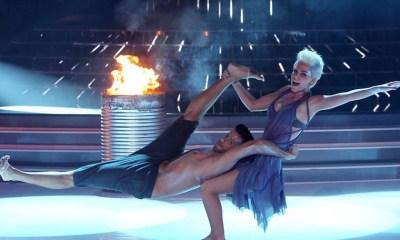 Edurne anuncia bailarino do clipe de Ruth Lorenzo para apresentação o Eurovision