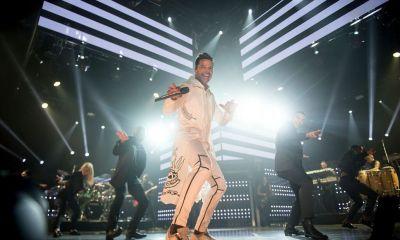 Ricky Martin na turnê OWT
