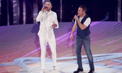 Depois de dueto, Mattia Briga cantará novamente uma canção de Tiziano Ferro