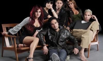 O grupo RBD surgiu na novela mexicana Rebelde