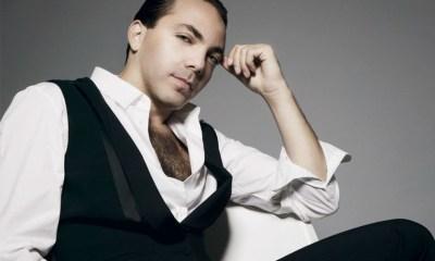 Cristian Castro é jurado do reality show Me Pongo En Pie