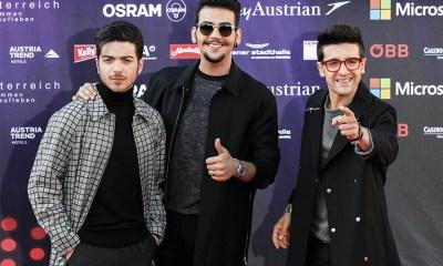 Il Volo Opening Ceremony Eurovision 2015