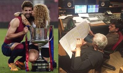 Shakira e Piero Barone, do Il Volo, estão na seleção de melhores fotos do Instagram das estrelas latinas nessa semana