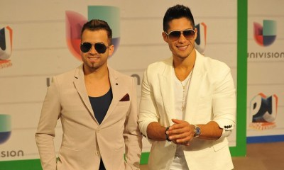 Chino e Nacho são uma dupla da Venezuela