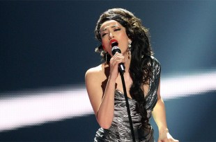 Nina Zilli representou a Itália no Eurovision Song Contest em 2012, em Baku, no Azerbaijão