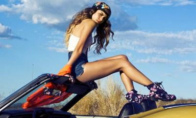 Sofia Reyes nasceu no México mas mora nos Estados Unidos