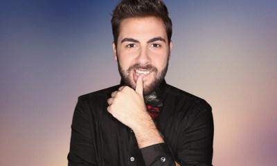 Italiano, Andrea Faustini foi a grande sensação da 11ª edição do X Factor Reino Unido