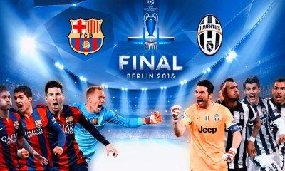 Champions League Final Barcelona Juventus