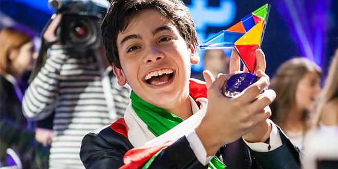 Itália e Portugal confirmam participação no Junior Eurovision 2017