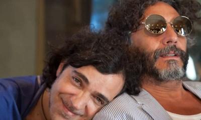 Paulinho Moska e Fito Paez produzem álbum em conjunto