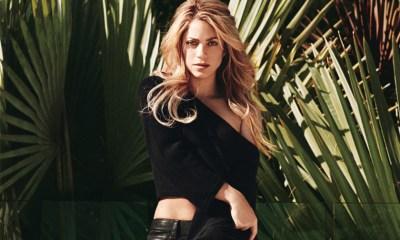 Shakira dublará uma gazela em Zootopia, nova animação da Disney