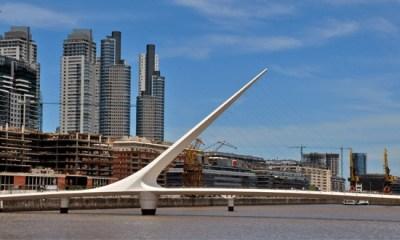 Puente de Las Mujeres - Buenos Aires