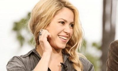Shakira planeja retorno triunfal em 2016