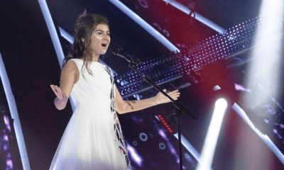 A russa Kamilla Ismailova represneta San Marini no Junior Eurovision