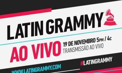 Grammy Latino 2015 Logo