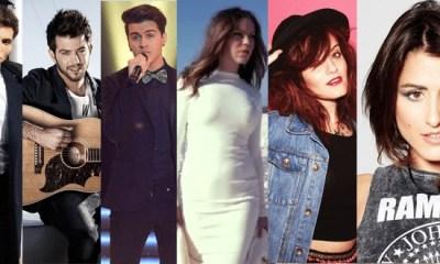 Candidatos a representar a Espanha no Eurovision 2016