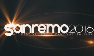 Logo Festival de Sanremo 2016