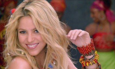 Shakira teve fim de semana cheio de comemorações