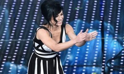 Dolcenera foi um dos destaques da segunda noite do Festival de Sanremo 2016