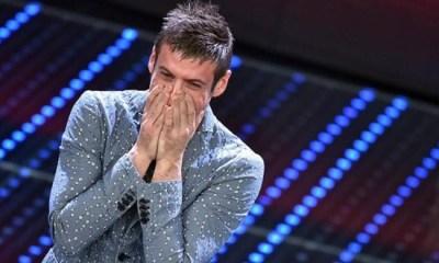 Francesco Gabbani venceu a categoria Nuove Proposte do Festival de Sanremo 2016