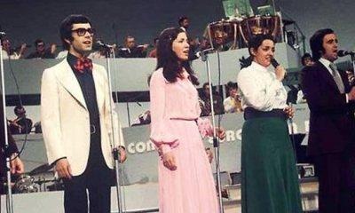 O Mocedades tem a melhor música da história da Espanha no Eurovision