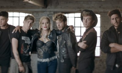 Auryn e Anastacia estreiam videoclipe de Who's Loving Uou