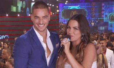 Maluma e Maite Perroni serão parceiros no La Voz Kids México