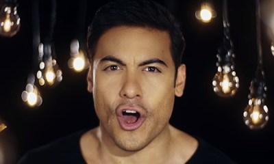 Carlos Rivera estreia videoclipe de Voy A Amarte