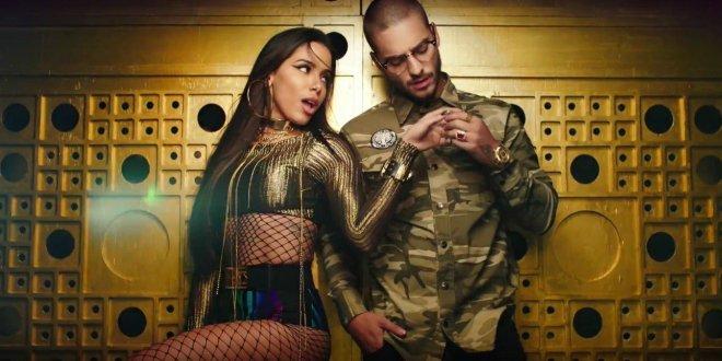 Assista ao sensual videoclipe de Sim ou Não, de Anitta e Maluma