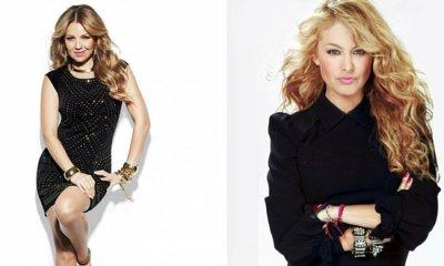 A treta entre Thalia e Paulina Rubio é uma das maiores da música latina