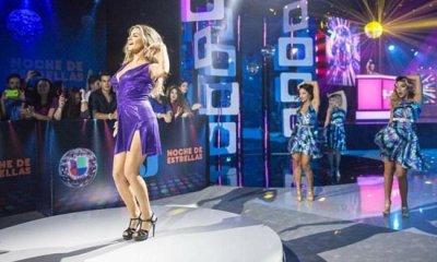 Veja como foi a estreia mundial de Adicta, novo single de Maite Perroni